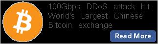 Bitcoin ddos attack