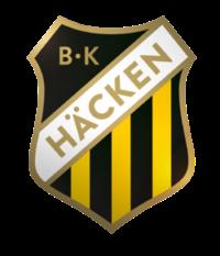 Hacken soccer team logo