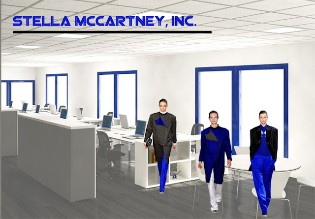 Tata jazz blog new tendency office of the future - Stella mccartney head office ...