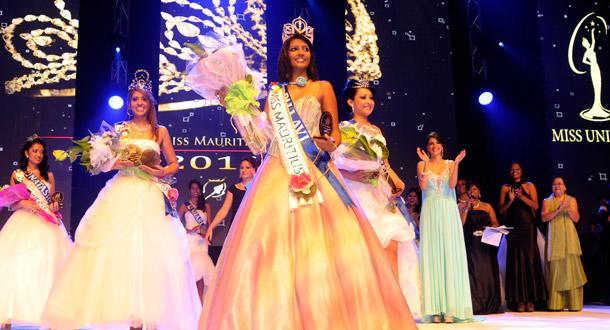 Miss Mauritius 2013 Pallavi Gungaram