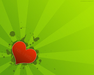 Feel Loved Love Wallpaper