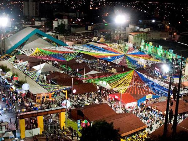 Parque do Povo Campina Grande