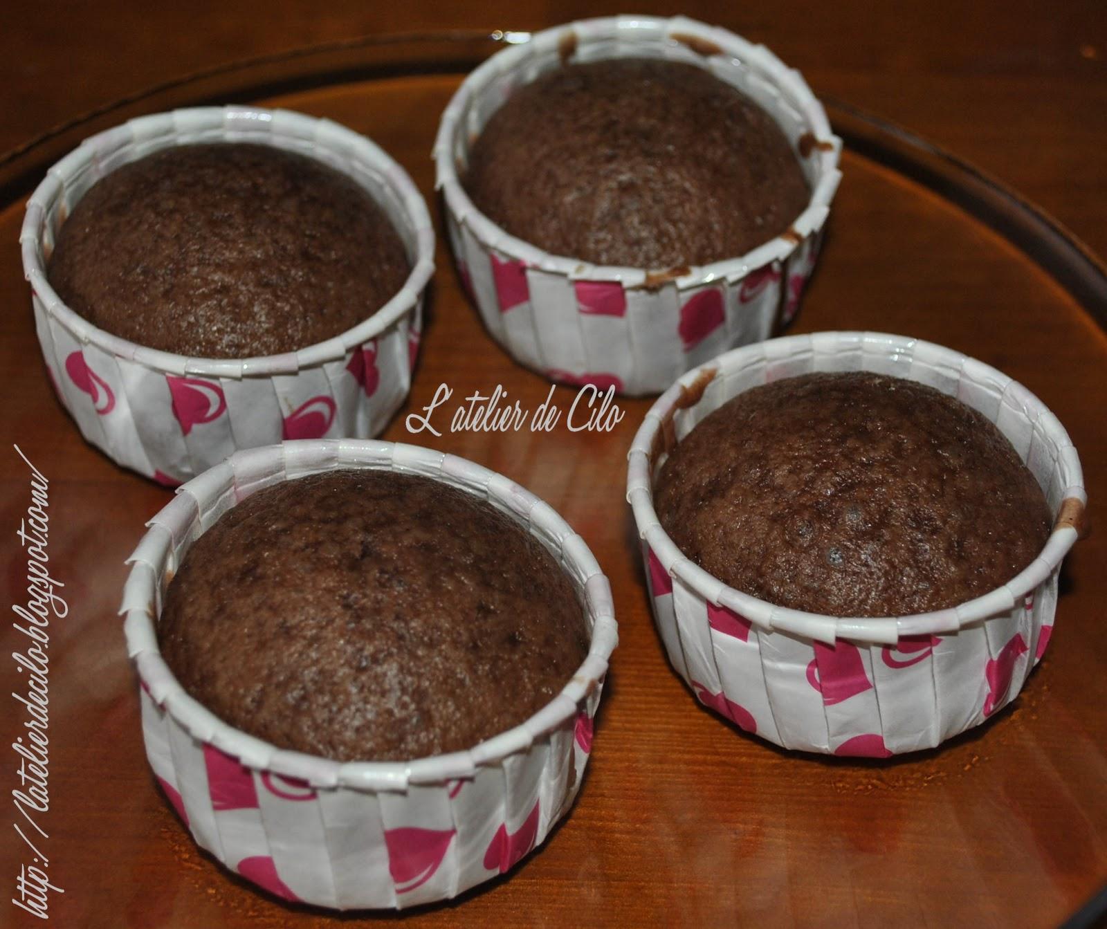 l 39 atelier de cilo m thode de cuisson pour cupcakes la vapeur. Black Bedroom Furniture Sets. Home Design Ideas