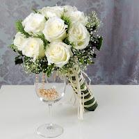 Hoa cưới - Kiểu cuống dài 1