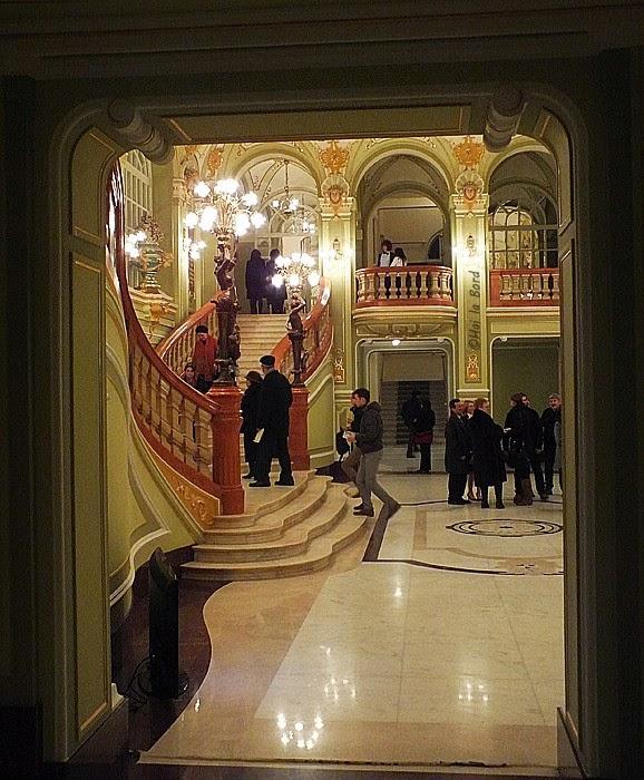 hol teatrul national iasi