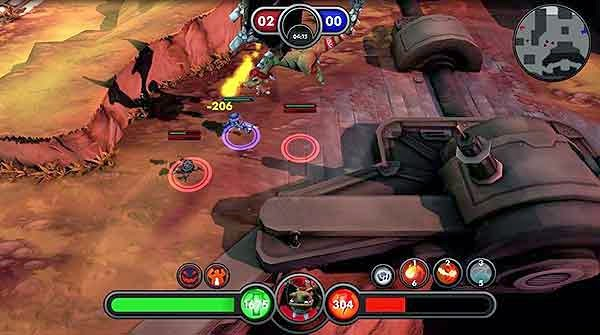 Download Free MOBA Games - Smashmuck