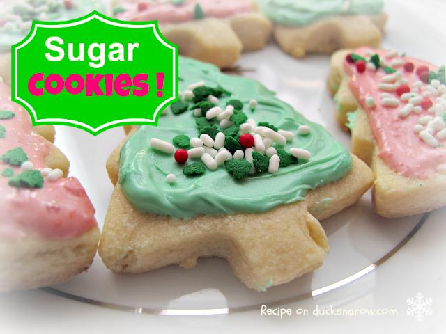 cookies, cookie cutter cookies, Christmas cookies, holiday cookies, cutout cookies, sugar cookies, cookie recipe
