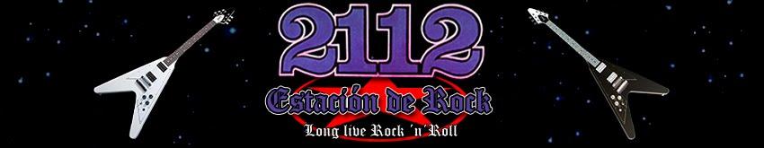 """"""" 2112 Estacion de Rock """""""