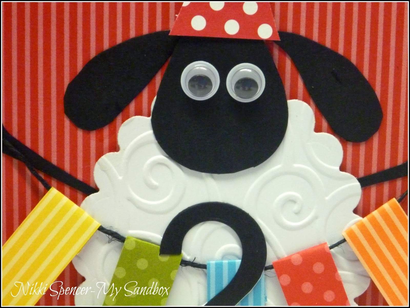 My Sandbox Shaun the Sheep – Shaun the Sheep Birthday Card