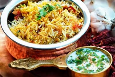 Sanjeev kapoor tips zafrani pulao recipe for Awadhi cuisine history