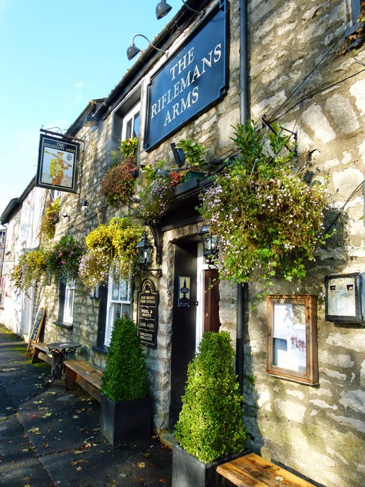Rifleman's Arms, Greenside, Kendal, pubs