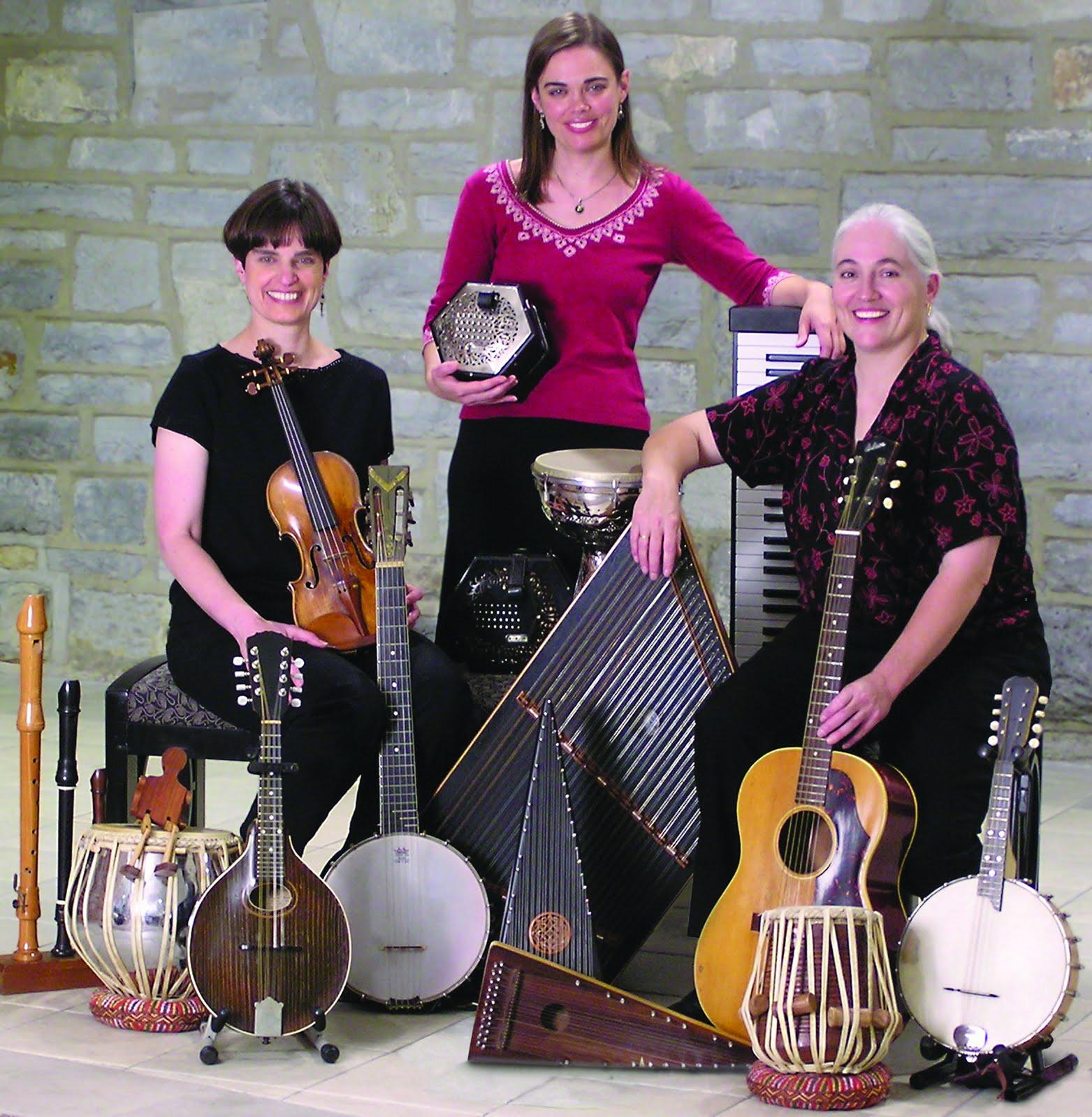of ethnic folk styles