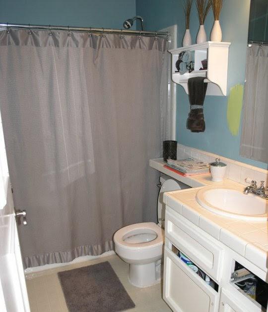 Bargain Bound: Guest Bathroom