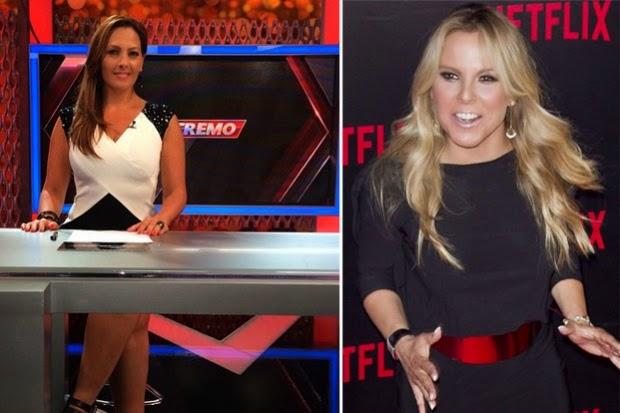 Hermana de Kate del Castillo la conductora Verónica del Castillo aclara rumores de ¡supuesta homosexualidad de su hermana!