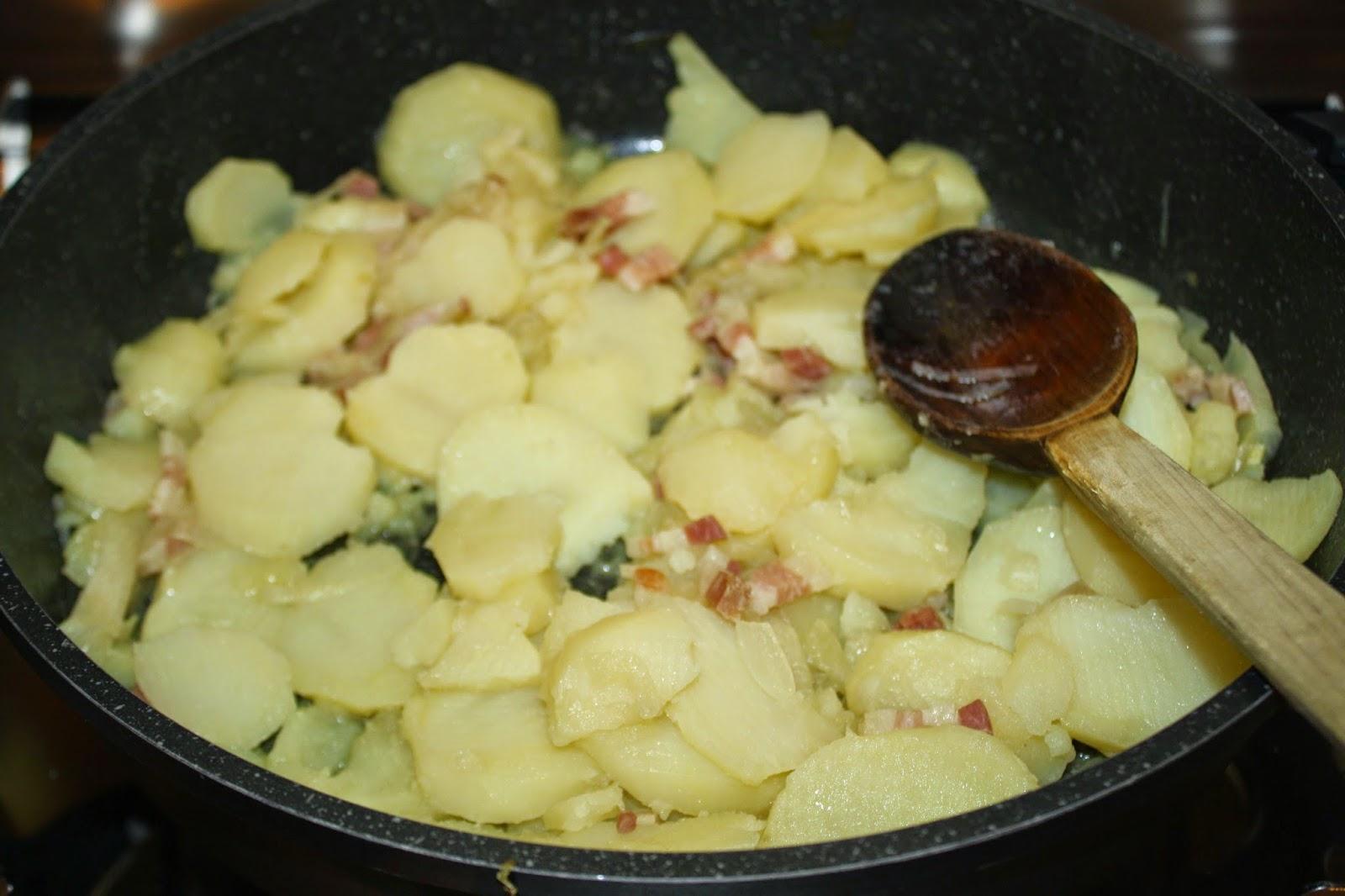 ricetta tartiflette cucina savoiarda