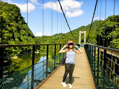 Shifen Bridge Taiwan