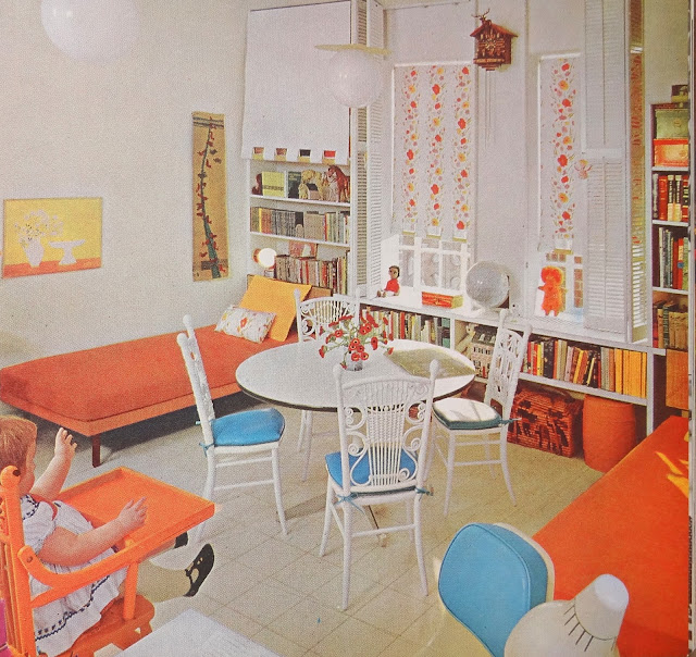 1970's Interior Decoration
