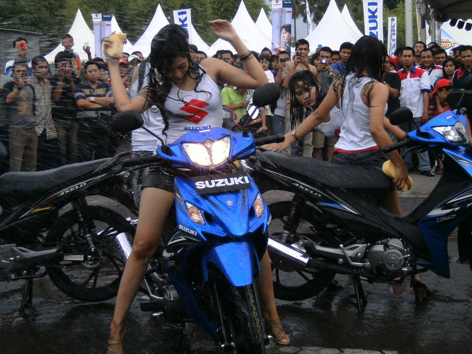 akhirnya suzuki indonesia membuktikan produk baru suzuki untuk pasar