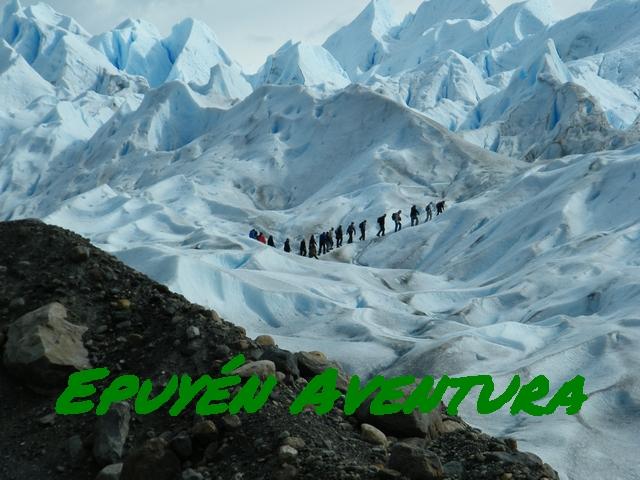 Trekking en el Glaciar Perito Moreno - PN los Glaciares