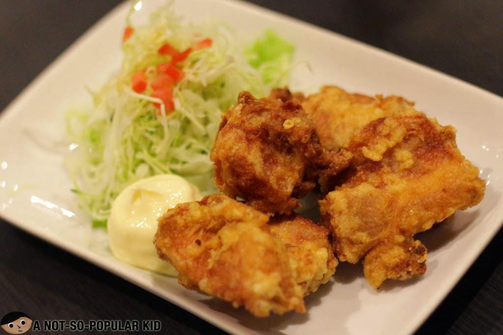 Ukokkei Ramen Ron's Chicken Karage