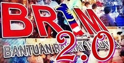 Tujuh Juta Isi Rumah Dan Individu Bujang Dapat BR1M 2.0 Bermula 1 Februari 2013