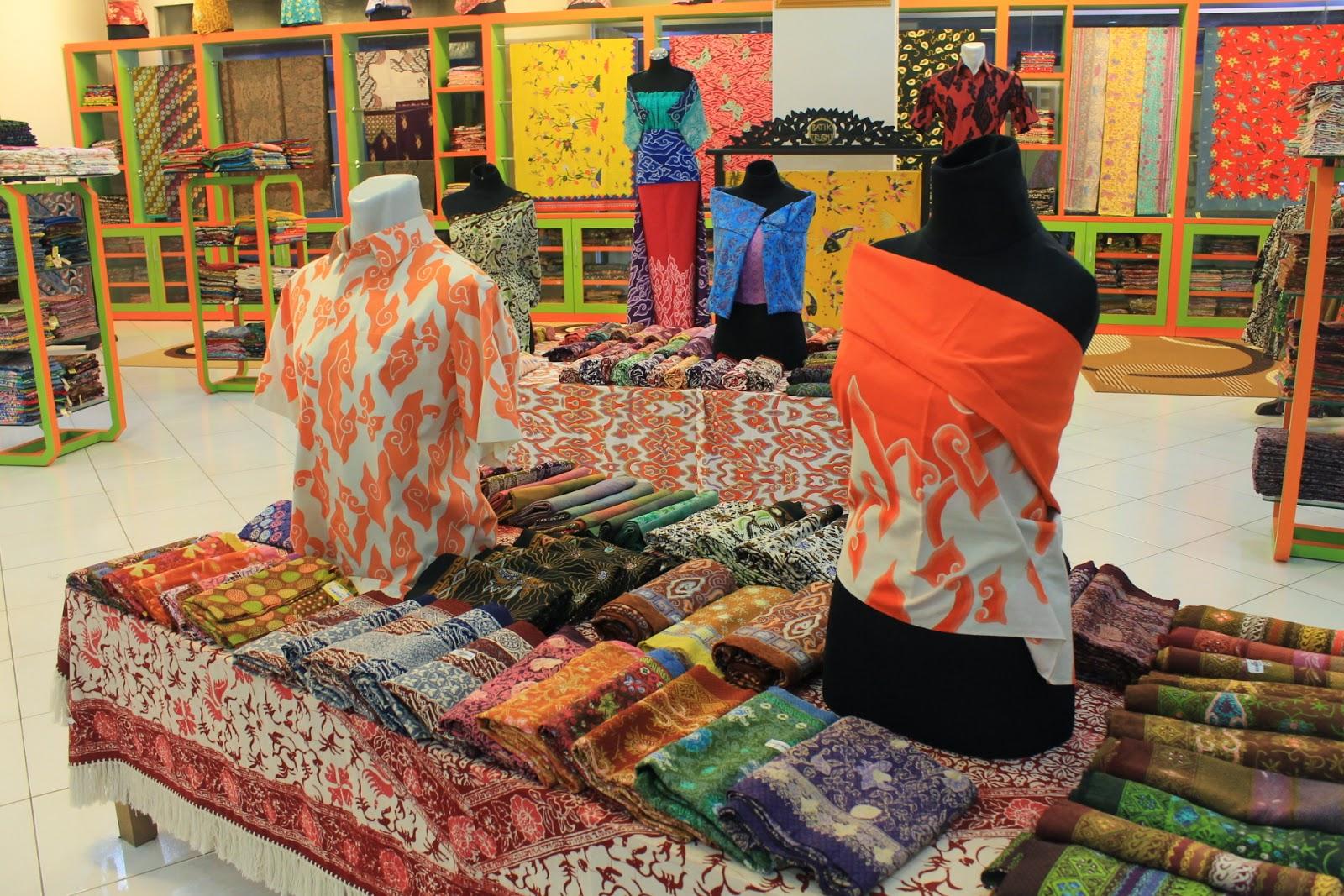 Pusat Grosir Baju Batik Trusmi