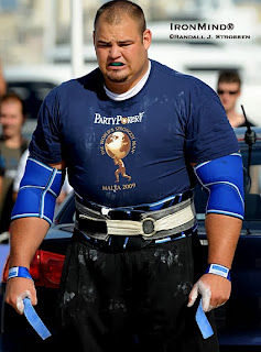 Ο πιο δυνατός άντρας στον κόσμο