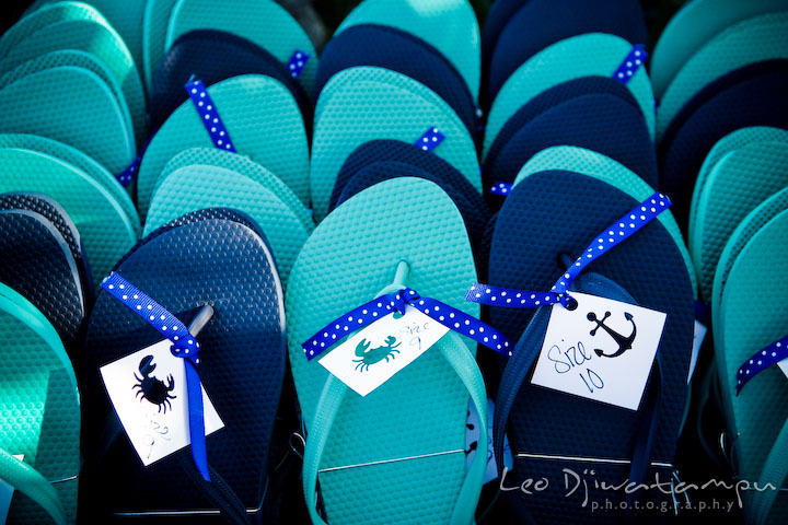 jubilee events fun flip flop favors
