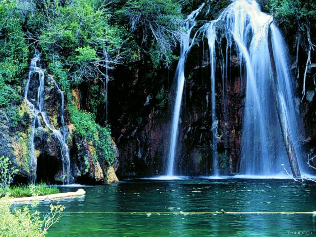 Wallpapers High Definition Wallpaper Waterfall
