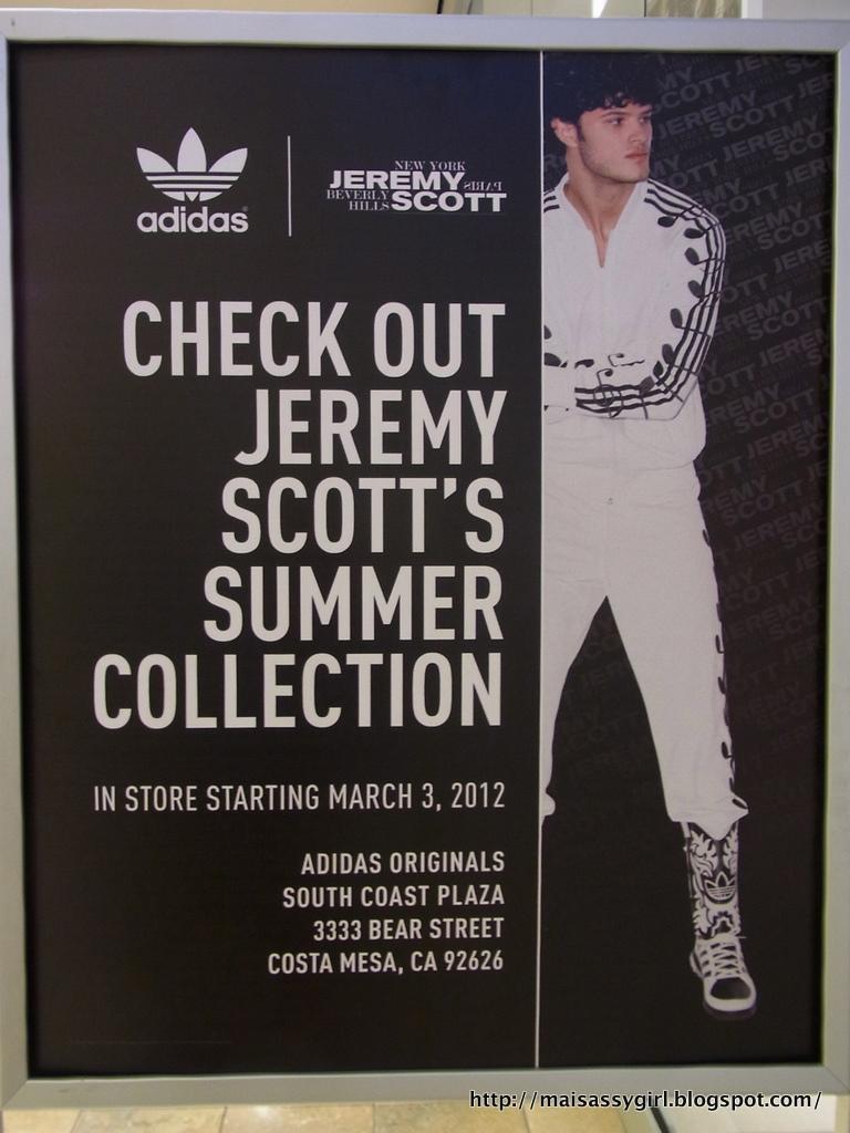 Maisassygirl: jeremy scott x adidas primavera / estate 2012 le scarpe da ginnastica: