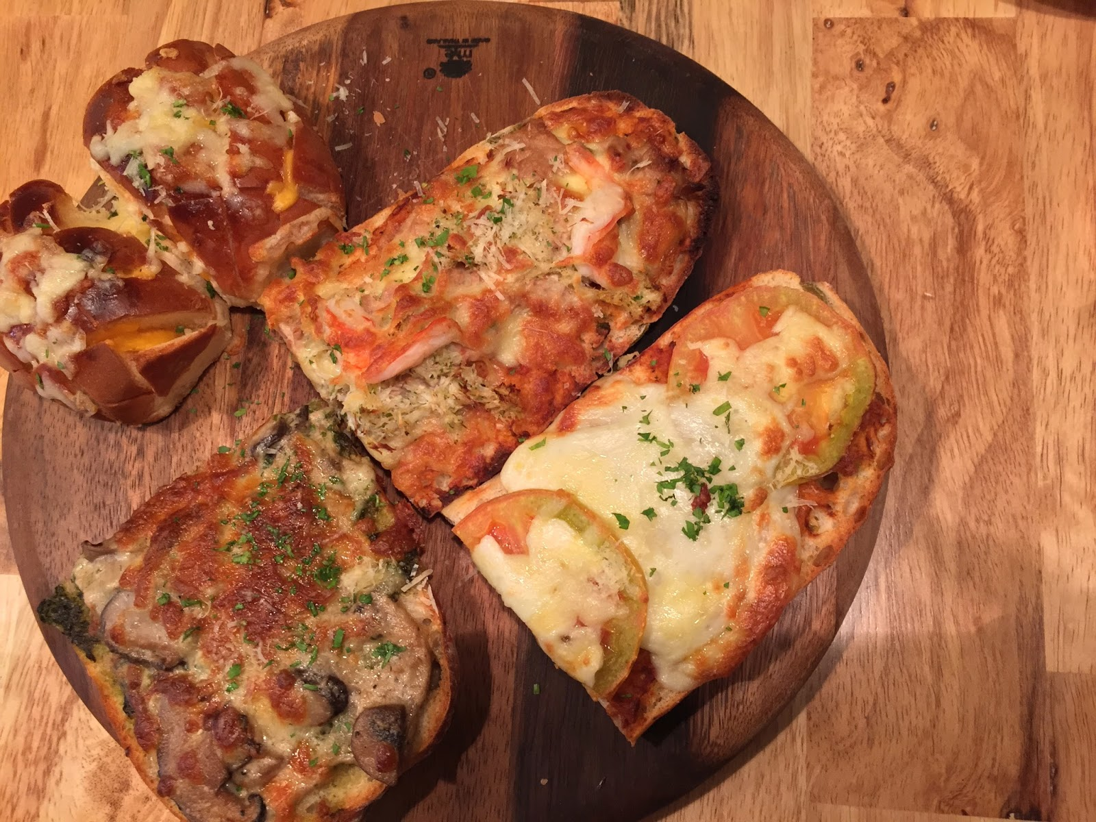 French Bread Pizza - MEDZS Bistro & Bar