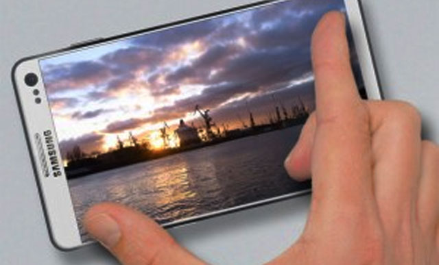 Samsung Galaxy S4 might comes with 5 inch screen