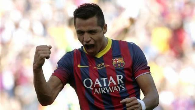 مانشستر يونايتد يفاوض برشلونة لضم سانشيز