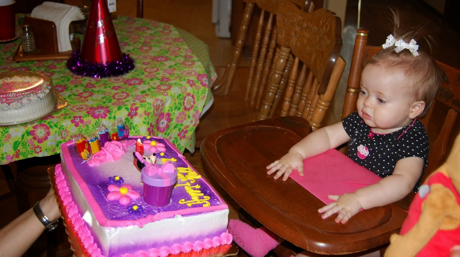 McMotte Rosies Birthday in Hampton
