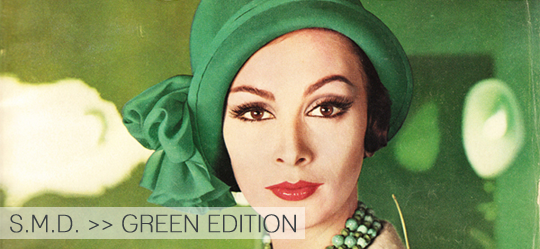 Saturday Morning Daydreams: GREEN