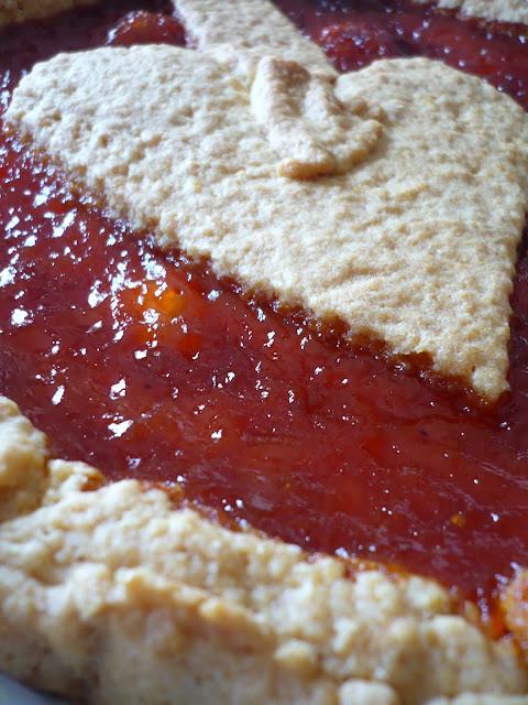 confettura di albicocche.... per una crostata improvvisata