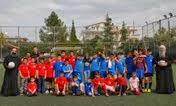 Φιλικός αγώνας ποδοσφαίρου με τις Κατηχητικές Ομάδες της Αγίας Μαρίνης Πατρών