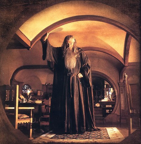 A Turn About The Room Bag End