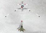 juego avion de guerra