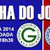 Ficha do jogo: Goiás 3x0 Bahia - Campeonato Brasileiro 2014