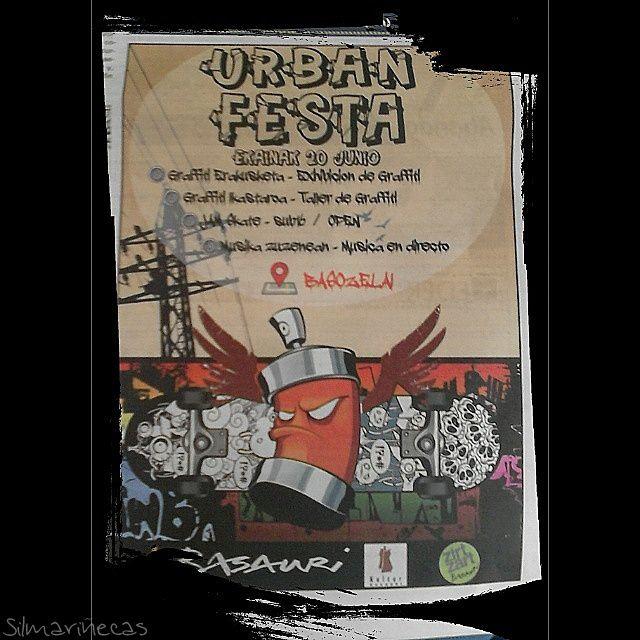 urban festa basauri