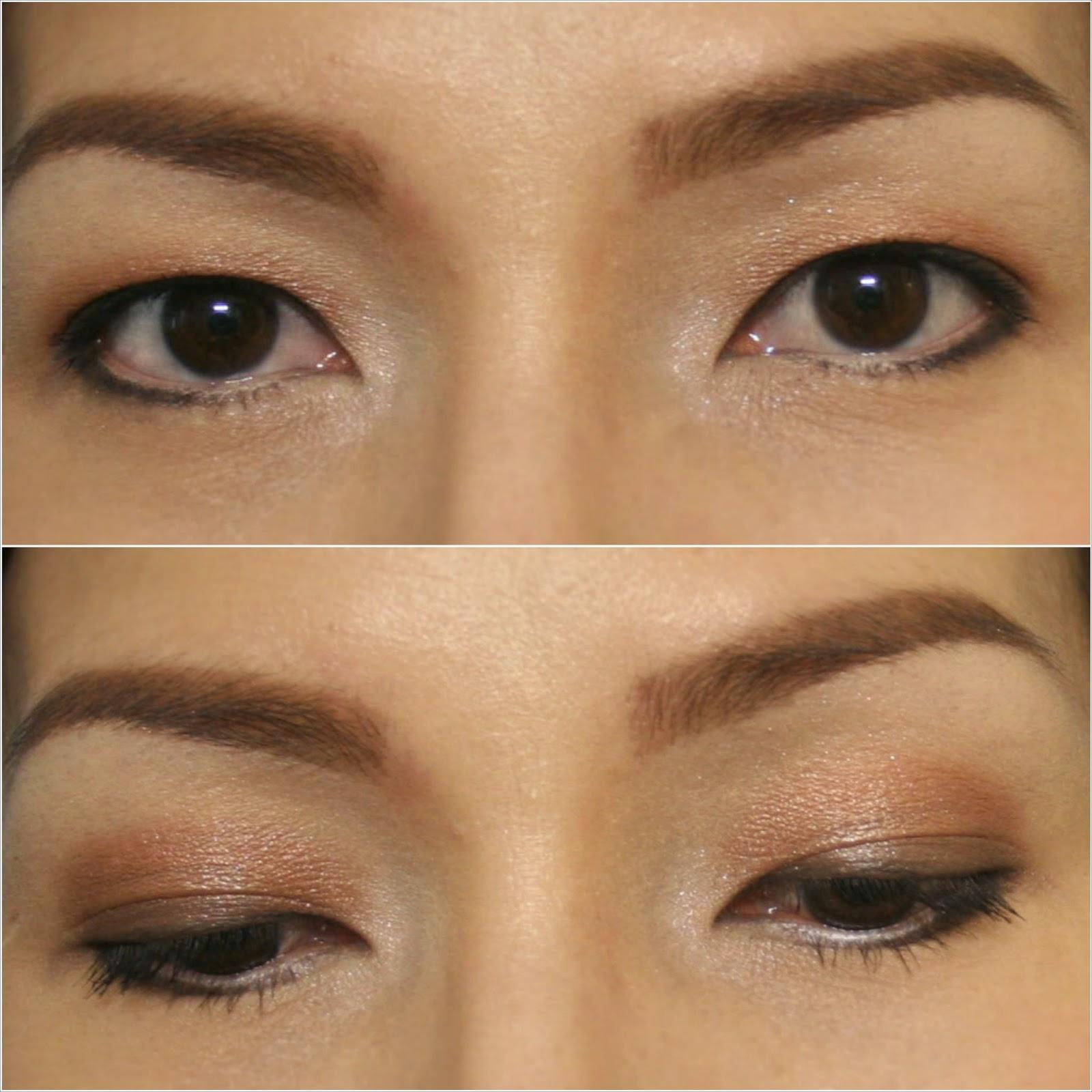 hair and makeup by gerlie cruz: tutorial: simple eyeshadow