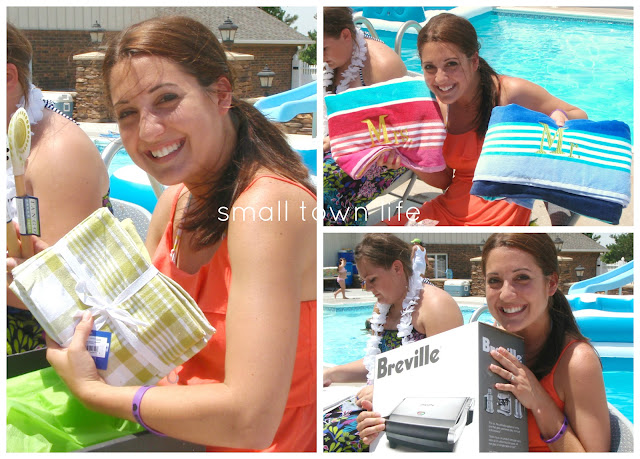 mr & mrs personalized beach towels