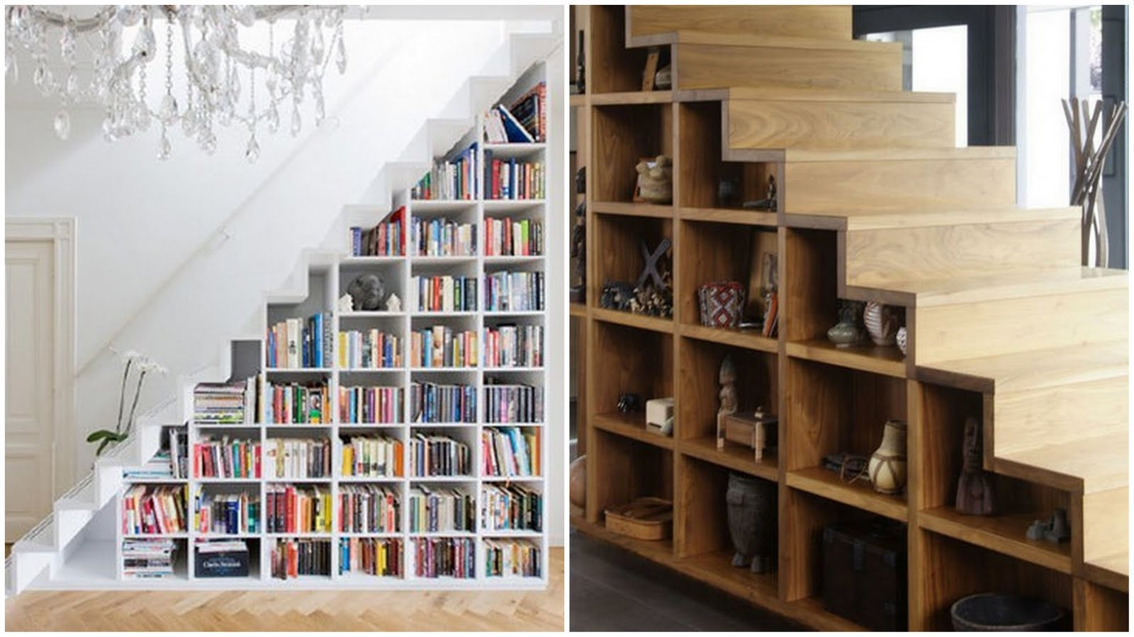 Superb img of  place spaces fire place open staircase staircases bookshelves built with #67442A color and 1600x900 pixels