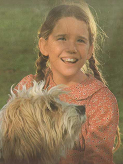 Les morts les plus marquantes Melissa-gilbert-with-dog