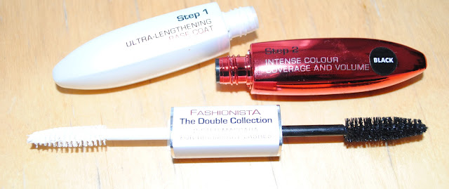 New! FashionistA The Double Collection Mascara Exclusive Preview