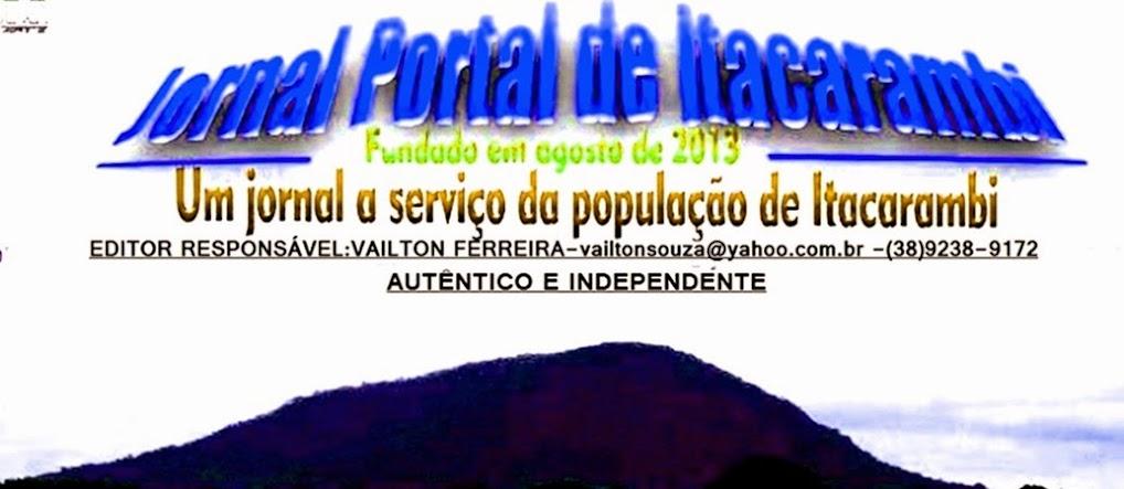 PORTAL DE ITACARAMBI