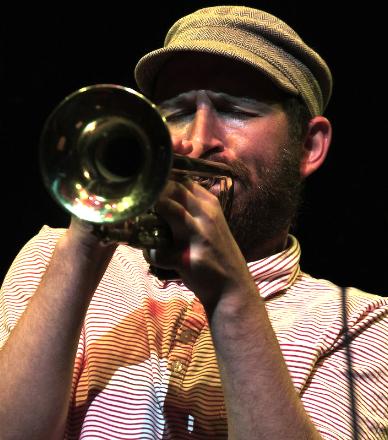 Matthew Halsall & Gondwana Orchestra @ Montreal Jazz Festival, Thursday