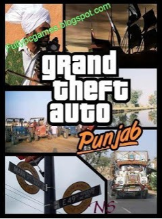 Grand Theft Auto Punjab