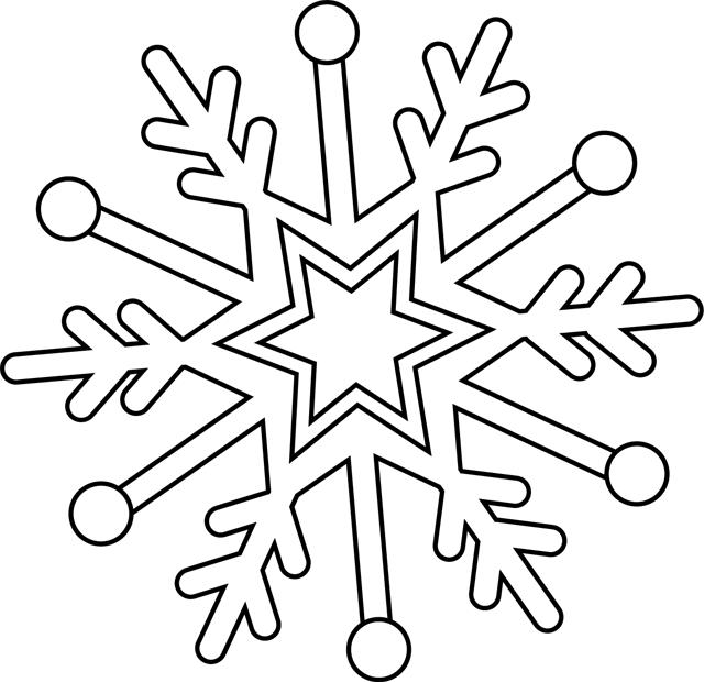 Coloriage De Neige A Imprimer - Coloriage La reine des neiges Frozen à imprimer